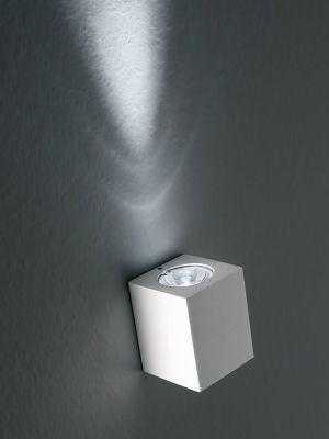 Miniblok Wall Lamp 5 Satin Silver