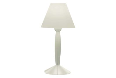 Miss Sissi Table Lamp White