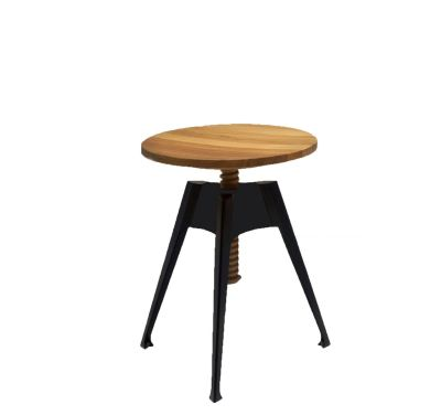 Moleskine Stool Matt Black