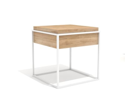 Monolit Side Table Black, Large