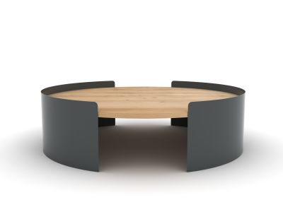 Moon Table Dark Grey, 100