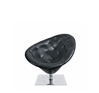 MOOR(e) Swivel Armchair Black