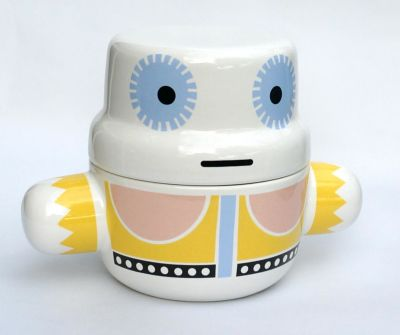 Mummy Pot Yellow