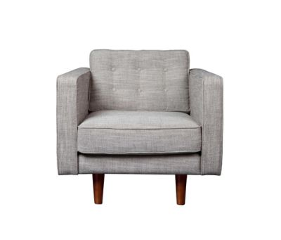 N101 Armchair Wheat