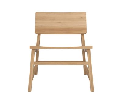 N2 Lounge Chair Oak