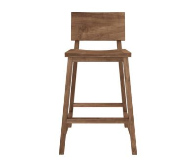 N3 Counter Stool Teak