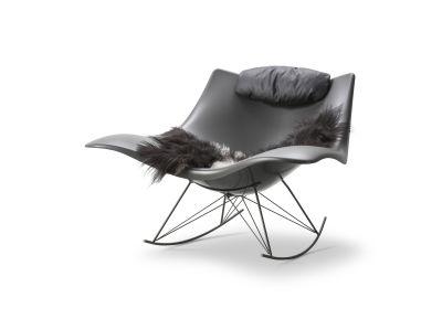 Neck cushion Stingray Stingray leather Clay