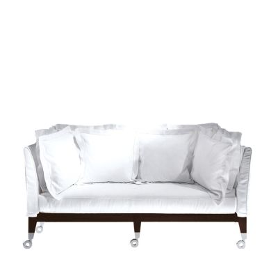 Neoz Three-Seater Sofa White