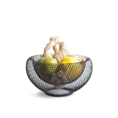 Nest Bowl 20cm Black