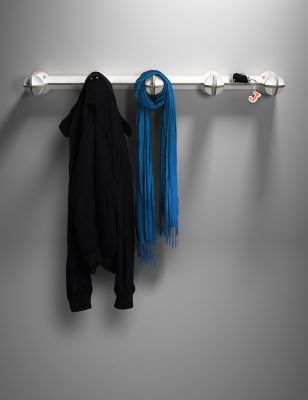Nibby Coat Rack Teal