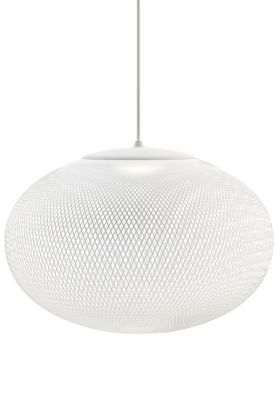 NR2 Pendant Light White