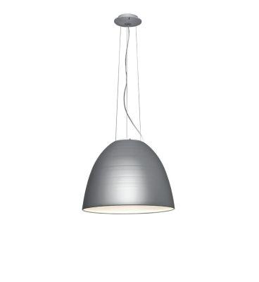 Nur Pendant Light Aluminium Grey