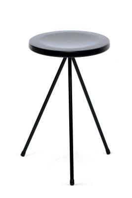 Nuta Barstool Black 75 Cm By Llu 237 S Pau For Mobles 114