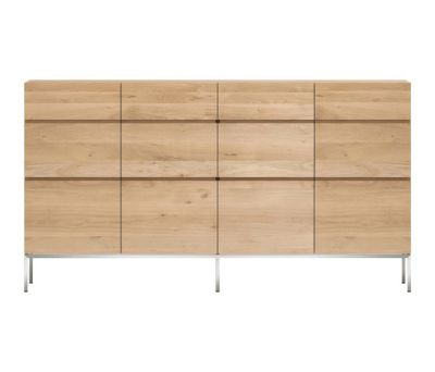 Oak Ligna High Sideboard