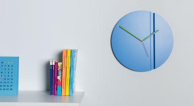 Origami Fold Clock