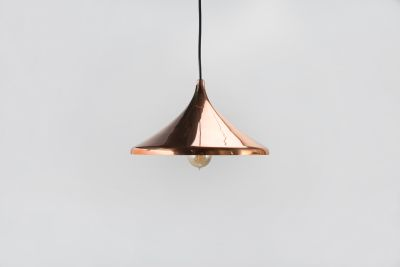 Ottoman Pendant Light Copper