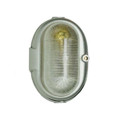 Oval Aluminium Bulkhead 7527 G24