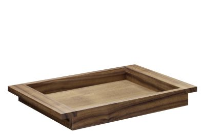 PA04 Theo Tray Oiled Walnut, Large