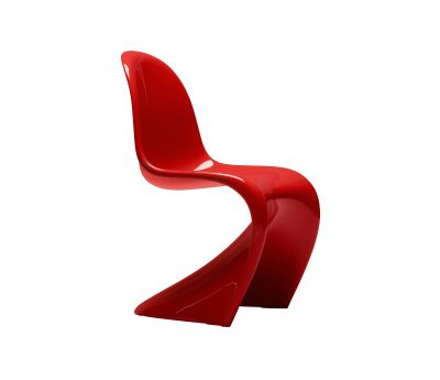 Panton Chair Classic 15 red