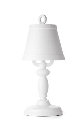 Paper Table Lamp RAL 9016