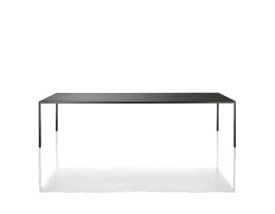 Passe-Partout Dining Table Black, 140cm