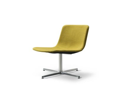 Pato Lounge Swivel Chair Chrome Steel, Remix 2 143
