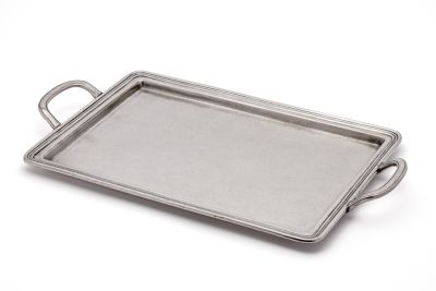 Pewter Tray Small