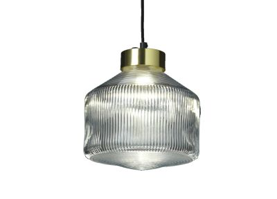 Pharos Pendant Light Brass