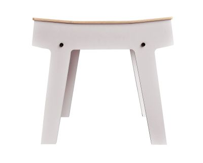 Pi Stool Snow White