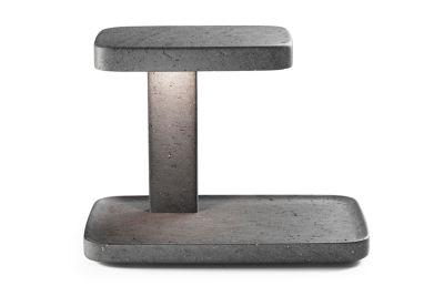 Piani Big Table Lamp Stone