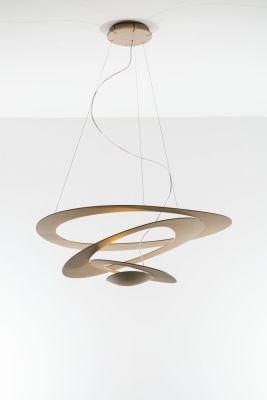 Pirce LED Pendant Light Gold 3000K