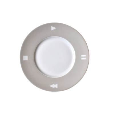 Play'Te Dinnerware  Set of 4 Plates
