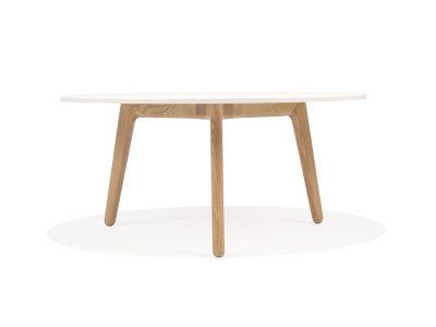 PLC Coffee Table New, White