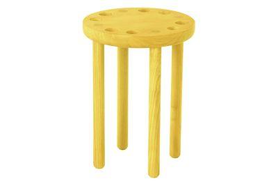 Poke Stool Yellow