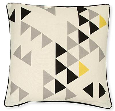 Polygon Cushion
