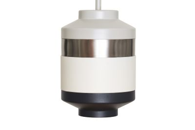 Pran Pendant Light 314 Light Grey, Silver, White & Black