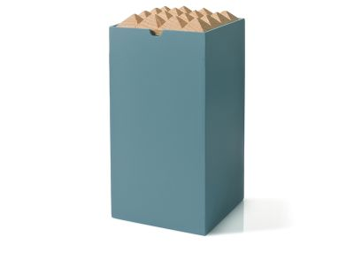 Pyramid Large Box Dusty Blue