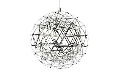 Raimond Pendant Light - Round 89cm Diameter, 1000cm Cable Length, Non-dimmable