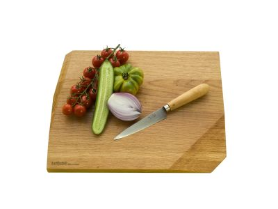Recto Verso Tray & Cutting Board  35 x 27 x 2 cm