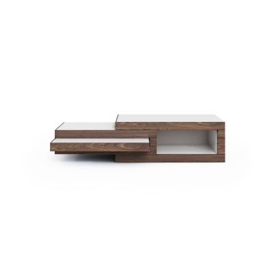Rek Coffee Table walnut wood