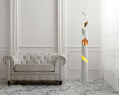 Remì 139/61 Floor Lamp  C1 + C60