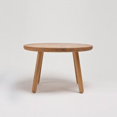 Round Coffee Table One Oak