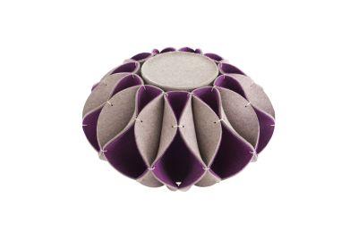 Ruff Pouf High Purple