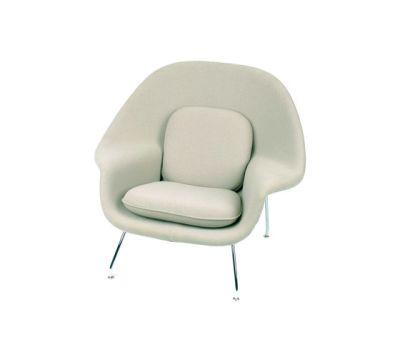 Saarinen Womb Chair with cushions - Divina 224 fabric 45SH x 92H x 106W x 94D cm