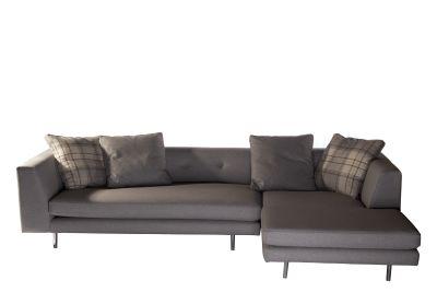 Scandi Sofa Light Grey
