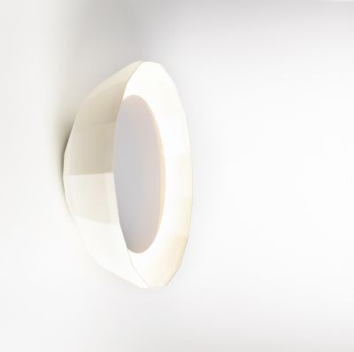 Scotch Club Wall Light White-White, 30cm