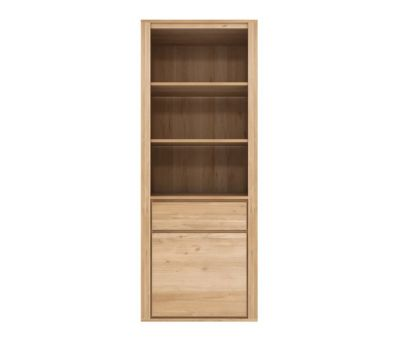 Shadow Bookcase 80 x 46 x 210 cm