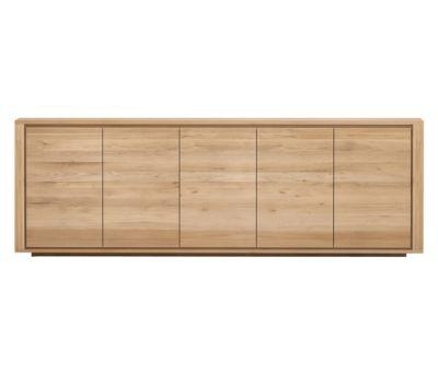 Shadow Sideboard 5 Doors - 250 cm