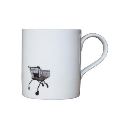 Shopping Trolley Mug