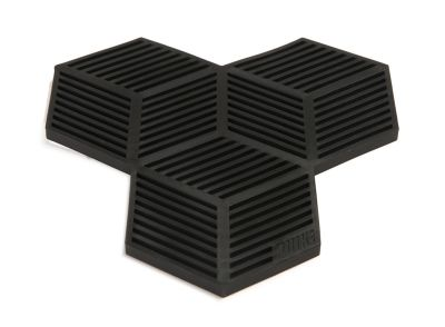SICO - Pan Trivet  BLACK (pack of 5)